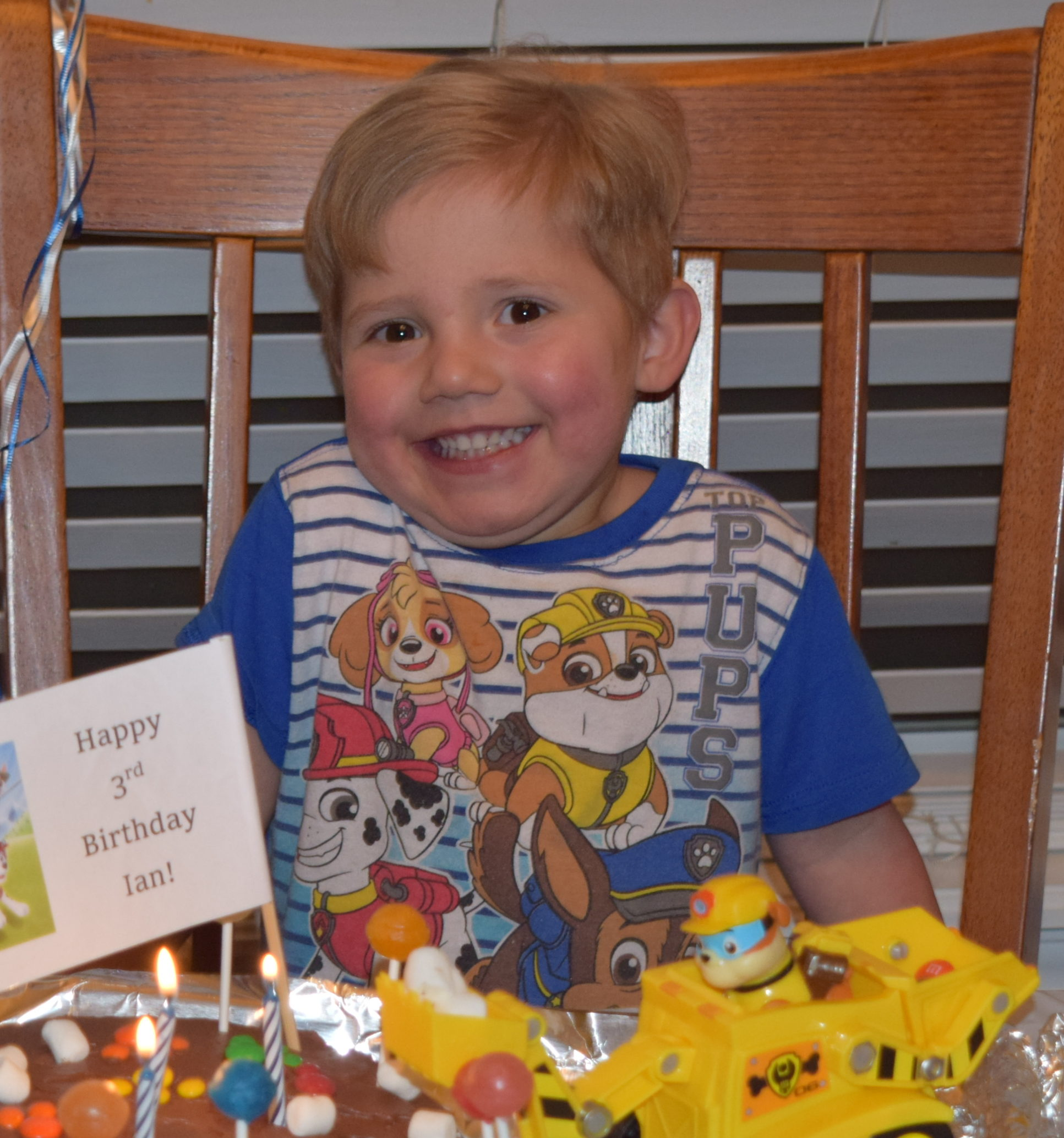 March has arrived and with it our Heart Hero Ian turned 3. Ian was born  with half a heart -HLHS (Hypoplastic Left Heart Syndrome) How can one  survive with ...